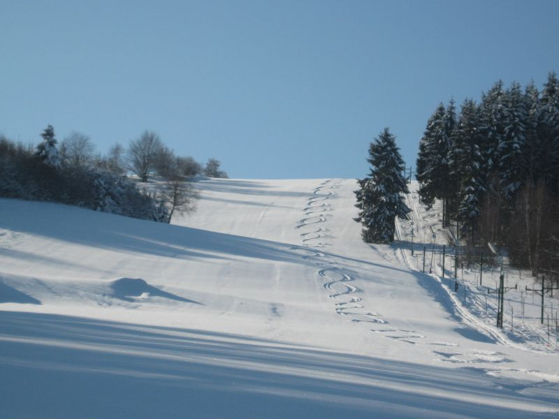 Sjezdovky Ski areál Dalečín